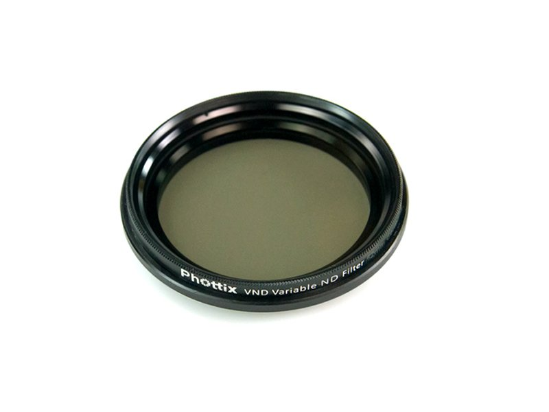Phottix VND-MC Variable ND Filter 67mm