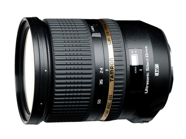 Tamron SP 24-70mm f/2.8 Di USD Sony A