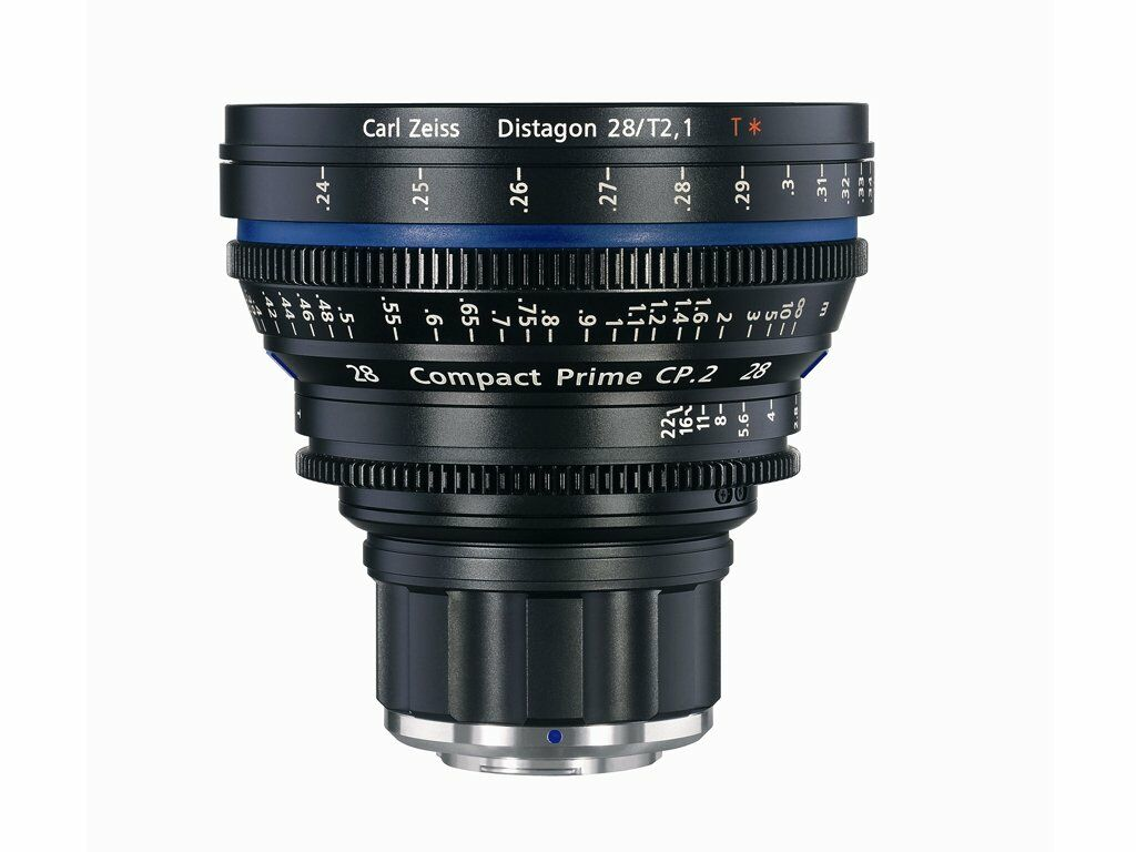 Zeiss Compact Prime CP.2 28mm T2.1  Sony E-mount