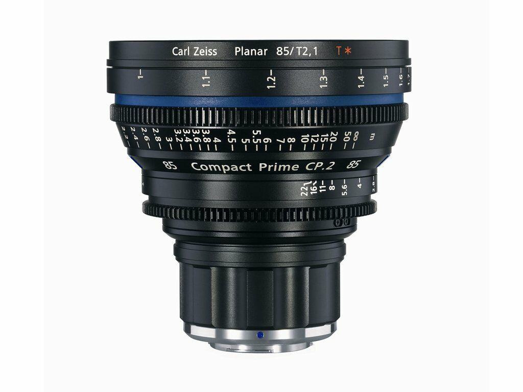 Zeiss Compact Prime CP.2 85mm T2.1 Sony E-mount