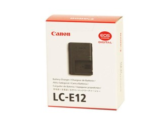 Canon Batterilader LC-E12 for LP-E12