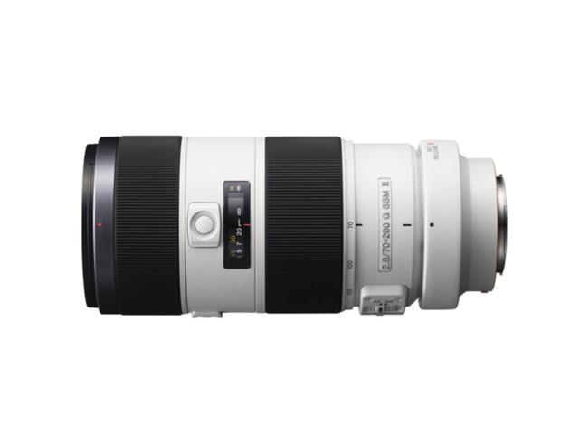 Sony 70-200mm f/2.8G SSM II