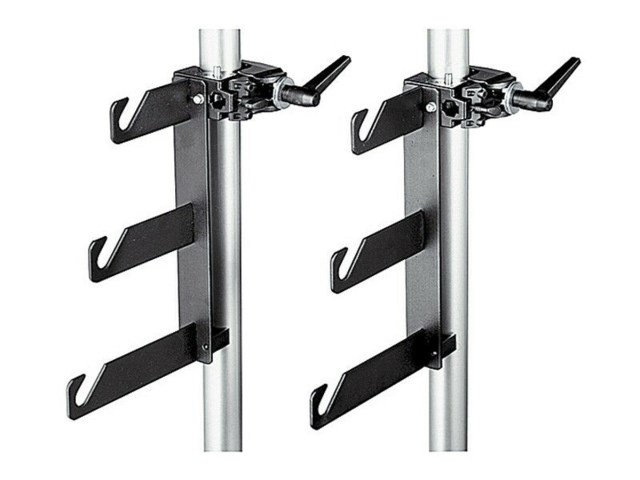 Manfrotto M044BP Trippelhooks m/clamps