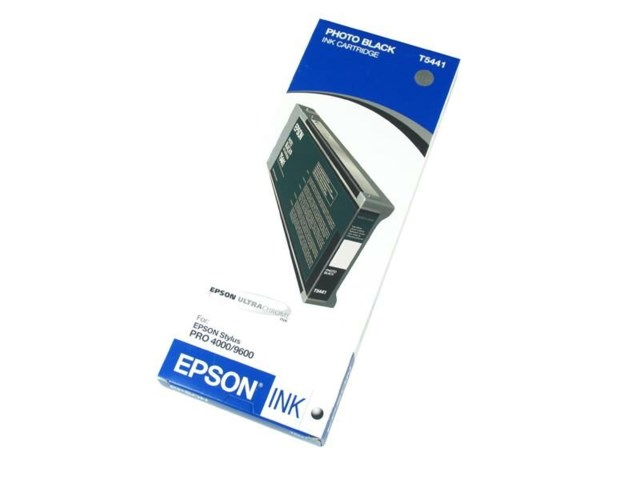 Epson Pro Blekk T5441 Photo Black