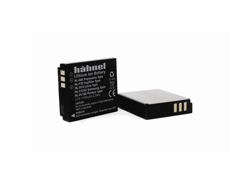 Hähnel Batteri for Panasonic