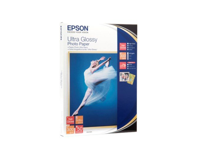 Epson Ultra Glossy Photo Paper 13x18cm