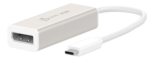 j5create USB-C til DisplayPort adapter