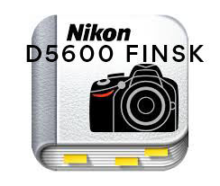 Nikon Manual til D5600 finsk